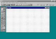 Environnement VisualBasic pour windows