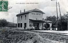 Buffet des gares du Bois-d'Oingt - Légny